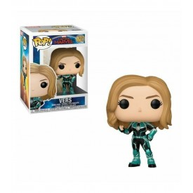 Funko Pop! Figure Vers - Captain Marvel