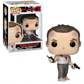 Funko Pop! Figure John McClane Die Hard