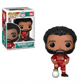 Funko Pop! Figure Mohamed Salah FC Liverpool