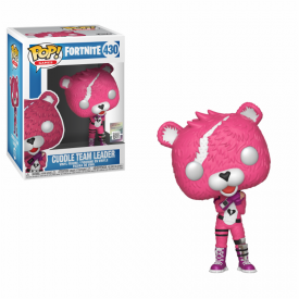 Funko Pop! Figure Cuddle Team Leader Fortnite