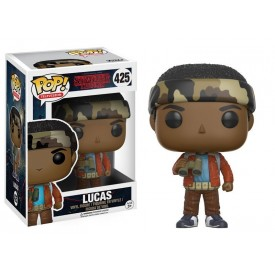 Funko Pop! Figure Lucas Stranger Things 10 cm