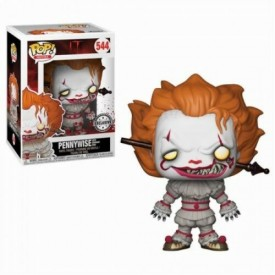 Funko Pop! Figure Pennywise (Wrought Iron) IT (2017)