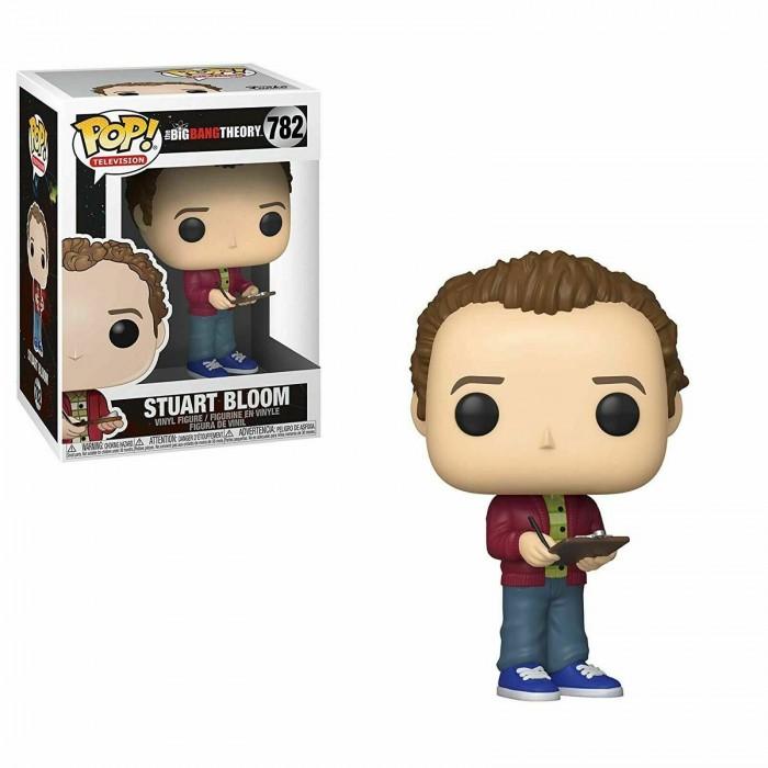 Funko Pop! Stuart Bloom The Big Bang Theory