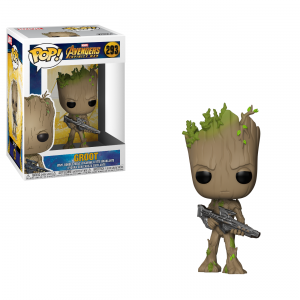 Funko Pop! Figure Groot Avengers Infinity War Marvel