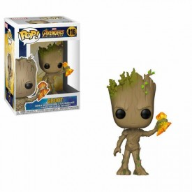 Funko Pop! Figure Groot V2...