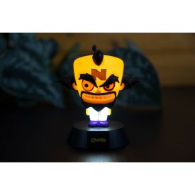 Lampada da tavolo Mini Figure Neo Cortex Crash Bandicoot