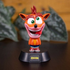 Lampada da tavolo Mini Figure Crash Bandicoot