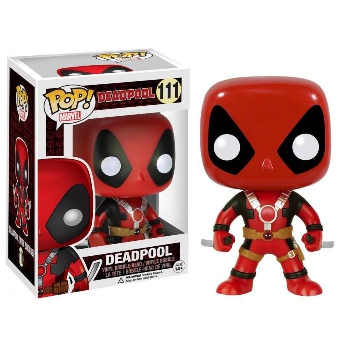 Funko Pop! Figure Deadpool (with Swords) Marvel