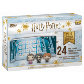 Funko POP! Harry Potter Pocket POP! LIMITED Calendario Avvento 2019