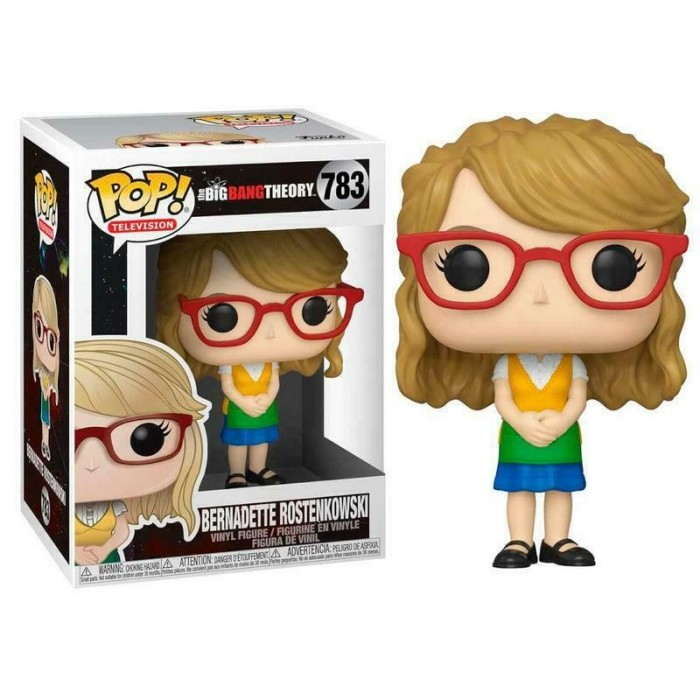 Funko Pop! Bernadette Rostenkowski The Big Bang Theory