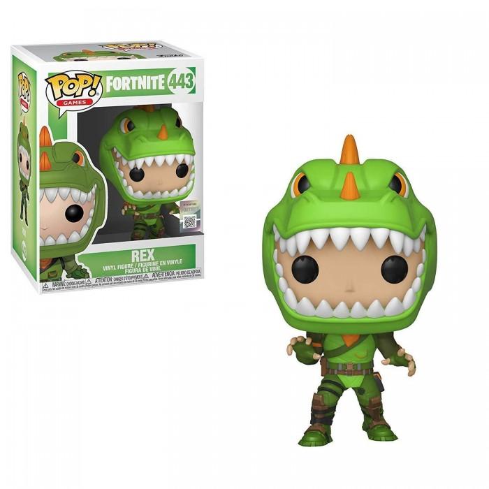 Funko Pop! Figure Rex Fortnite