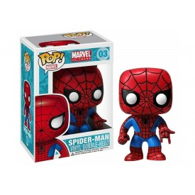 Funko Pop! Figure Spider-Man (Classic) Marvel