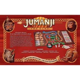 Gioco da Tavolo Jumanji Versione Inglese