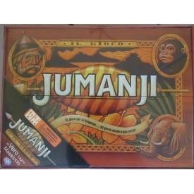 Gioco da Tavolo Jumanji Versione In Legno