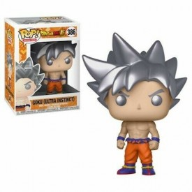 Funko Pop! Figure Goku (Ultra Instinct) Dragon Ball Super