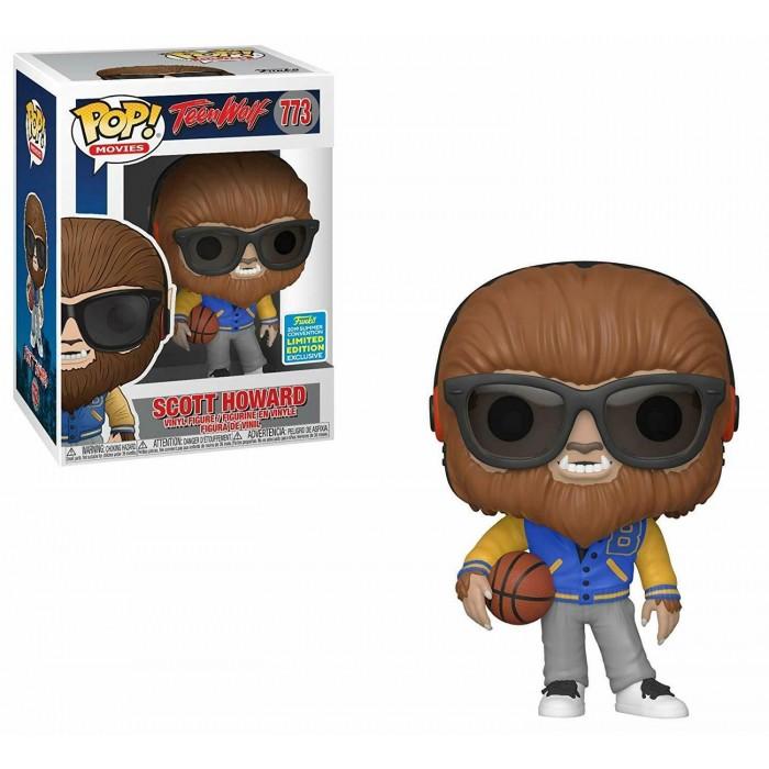 Funko Pop! Exclusive Figure Scott Howard (with Glasses) Teen Wolf