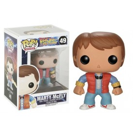 Funko Pop! Figure Marty McFly Ritorno al Futuro