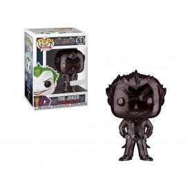Funko Tee Box POP! + T-Shirt The Joker Arkham Asylum LIMITED