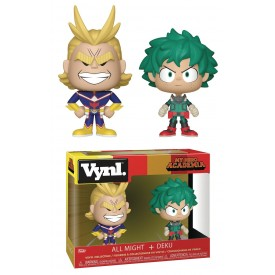 Funko Vynl Figure All Might + Deku My Hero Academia
