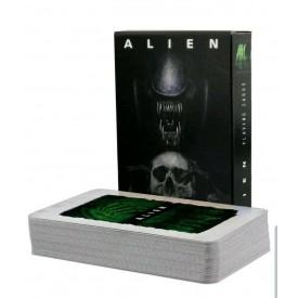 Carte da Gioco Alien 40th Anniversary Fanatik