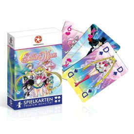 Carte da Gioco Sailor Moon Winning Moves