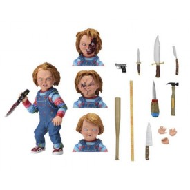 Action Figure NECA Chucky Child's Play - Bambola Assassina