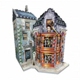 Puzzle 3D Diorama Diagon Alley Harry Potter
