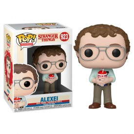 Funko Pop! Figure Alexei Stranger Things (Season 3)