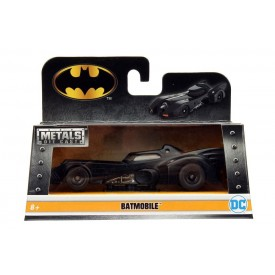 Modellino Diecast Metals Batmobile Batman 1989 1:32