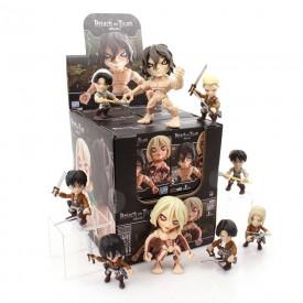Mini Figure Attack on Titan The Loyal Subjects - A sorpresa