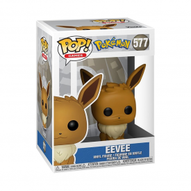 Funko Pop! Exclusive Figure Eevee Pokémon RARO - SUBITO DISPONIBILE!