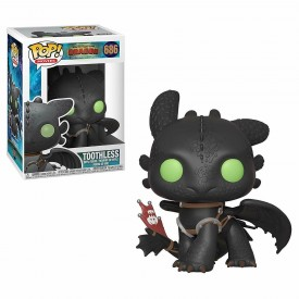 Funko Pop! Figure Toothless - How To Train Your Dragon