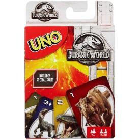 Gioco Carte UNO Jurassic World