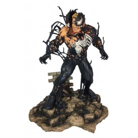 Statuetta Diorama Figure Venom Marvel Diamond Select Gallery