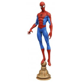 Statuetta Diorama Figure Amazing Spider Man Marvel Gallery