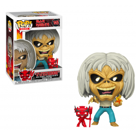 Funko Pop! Figure The Number of the Beast Eddie Iron Maiden Rocks