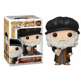 Funko Pop! Figure Leonardo Da Vinci Artists