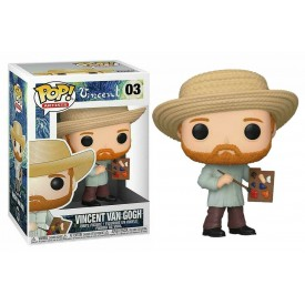 Funko Pop! Figure Vincent Van Gogh Artists