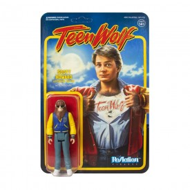 ReAction Figure Werewolf Teen Wolf - Voglia di Vincere Super7