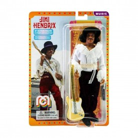 Action Figure MEGO Jimi Hendrix Miami Pop Festival