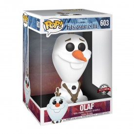 Funko Pop! Exclusive Olaf Frozen II SUPERSIZE