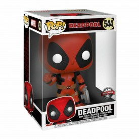Funko Pop! Exclusive Deadpool (Thumbs Up) Marvel Deadpool SUPERSIZE