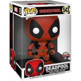 Funko Pop! Exclusive Deadpool (With Swords) Marvel Deadpool SUPERSIZE