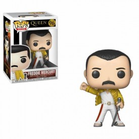 Funko Pop! Figure Freddie Mercury (Wembley 1986) Queen Rocks