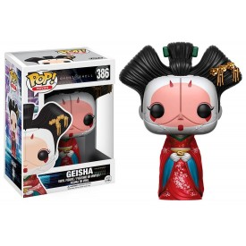 Funko Pop! Figure Geisha Ghost in the Shell