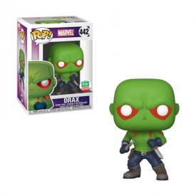 Funko Pop! Funko Shop Exclusive Drax Guardians of the Galaxy Marvel