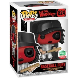 Funko Pop! Funko Shop Exclusive Red Fury The Warriors Marvel