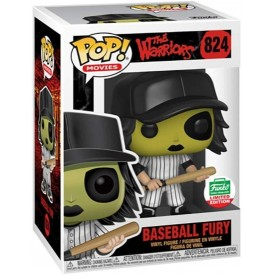 Funko Pop! Funko Shop Exclusive Green Fury The Warriors Marvel