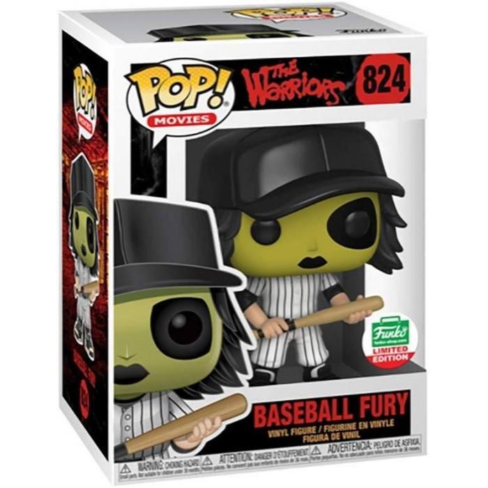Funko Pop! Funko Shop Exclusive Green Fury The Warriors Marvel