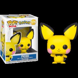 Funko Pop! Exclusive Figure Pichu Pokémon RARO - SUBITO DISPONIBILE!